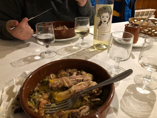 Ransol, Andorra: Tasty stews and wine
