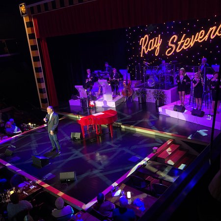 Ray Stevens CabaRay Showroom