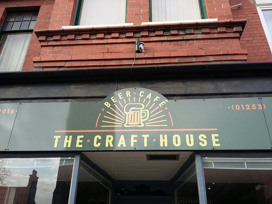 Lytham St Anne's, UK: The Craft House