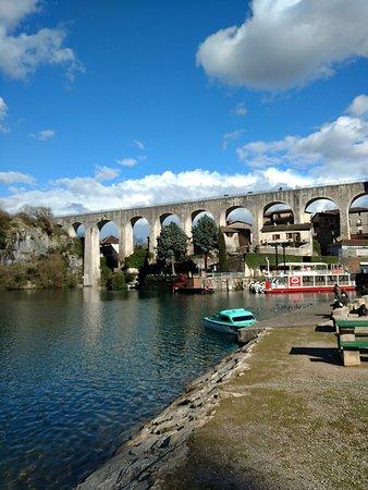 Saint-Nazaire-en-Royans, Frankreich: Viaduc