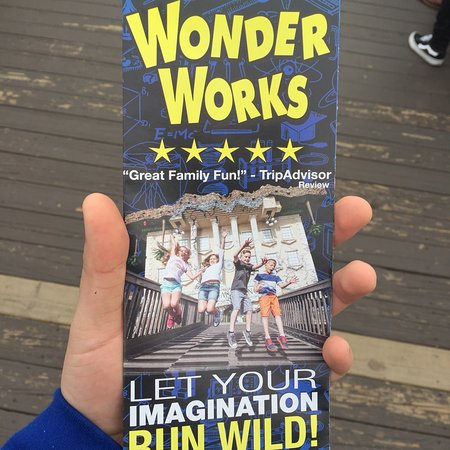 WonderWorks: Wonder works