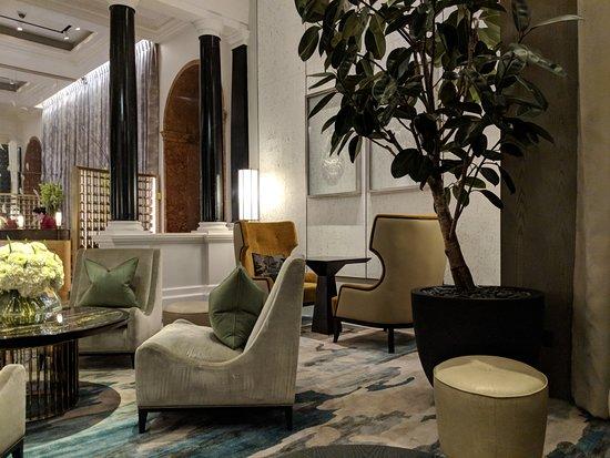 Mandarin Oriental Hyde Park, London: Hotel