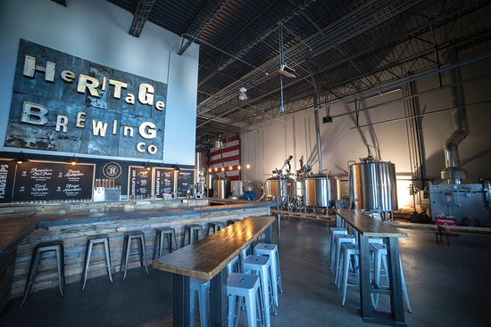 ‪Heritage Brewing Company‬
