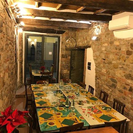 Civitella in Val di Chiana, Italië: Castello di Civitella
