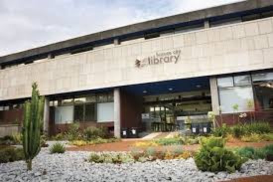 Harare city Library