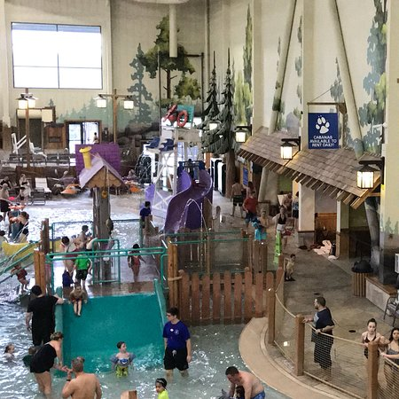Great Wolf Lodge: Fun for the whole family with kids