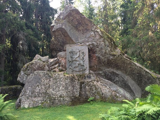 Napue Battle Memorial 1714