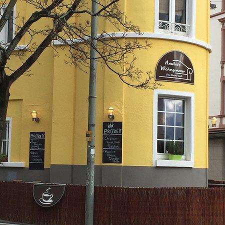 Amelies Wohnzimmer Das Kleine Cafe Frankfurt Restaurant