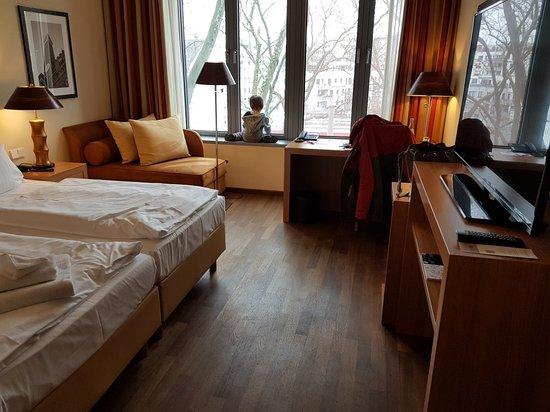 traum bett bild von ameron hotel regent k ln tripadvisor. Black Bedroom Furniture Sets. Home Design Ideas