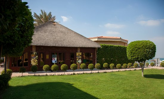 Emirate of Sharjah, Emirados Árabes: SPA Chalet