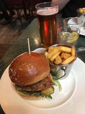 Whiski Bar Restaurant Edinburgh Review