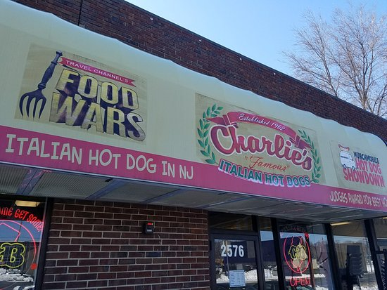 Union, Nueva Jersey: Famous Charlie's