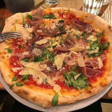 Гардемоен, Норвегия: Good and tasty pizza
