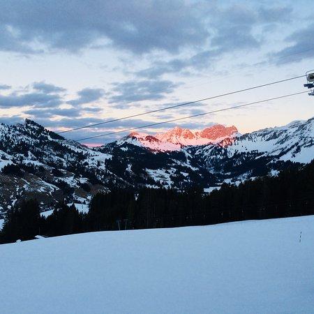 Sorenberg, Schweiz: Schöne Zimmer mit super Azssicht! Direkt im Skigebiet.