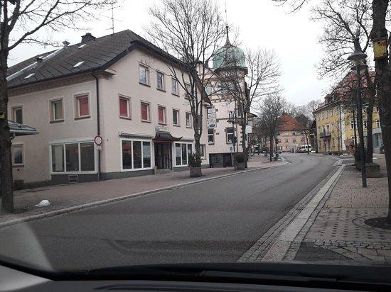 Puff aus Titisee-Neustadt