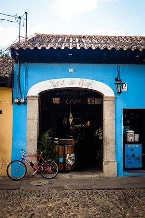 Entrance to Luna de Miel