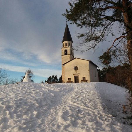 Басельга-ди-Пине, Италия: Chiesetta di San Giuseppe