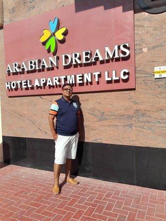 Arabian Dreams Hotel Apartments: 20171101_093241_large.jpg