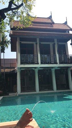 The Rim Resort: Pool