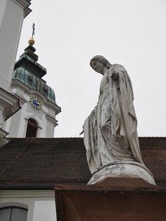 Bad Waldsee, Germany: Statue