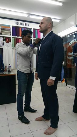 Fashion World Tailor Kamala