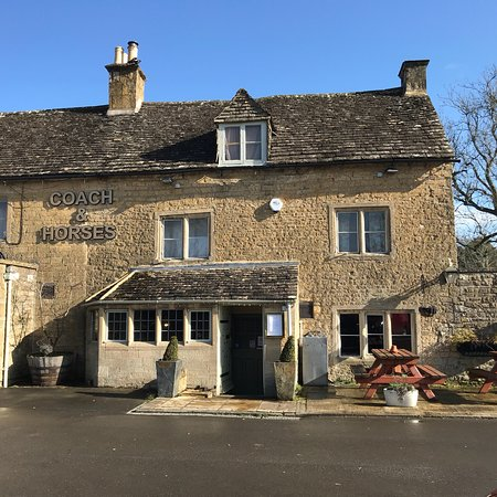 The Coach And Horses Bourton On The Water B B Reviews