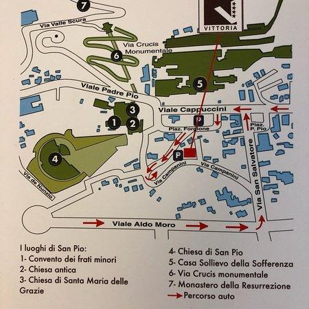 Cartina Geografica San Giovanni Rotondo.Photo0 Jpg Foto Di Hotel Vittoria San Giovanni Rotondo Tripadvisor