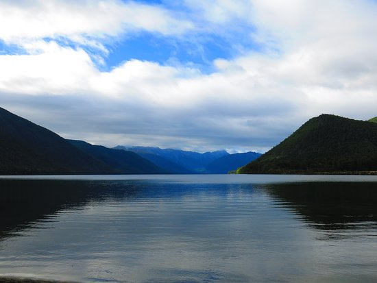 Nelson Lakes National Park: Nelson Lakes NP
