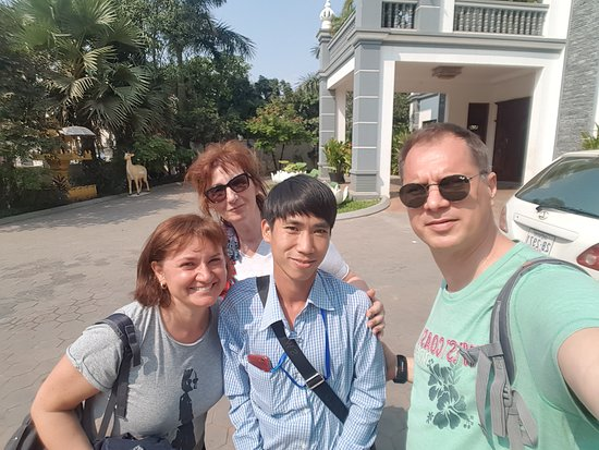 Asia Tour Advisor: with Mr. Polla - our guide in Cambodia