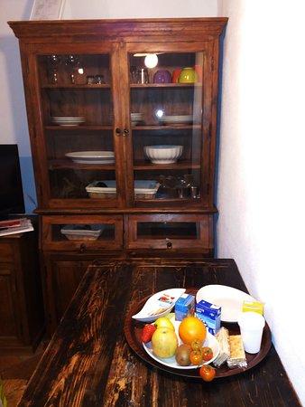 Le Serre Suites & Apartments: il soggiorno
