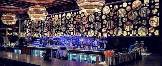 eclectic bar