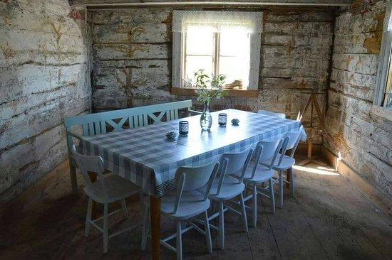 Huskvarna, Suecia: Huset med stenugnen, från 1600-talet