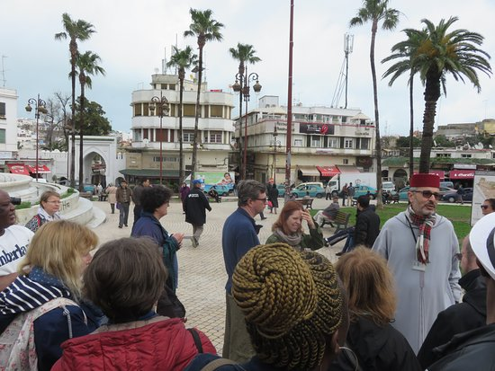 Andalsur Excursiones : Central Tangier