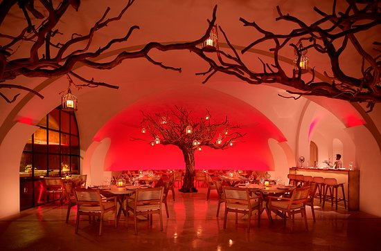 One Of The Most Stunningly Beautiful Restaurants In The World