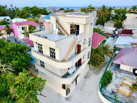 Beach Stay Maldives: The Guest Houses