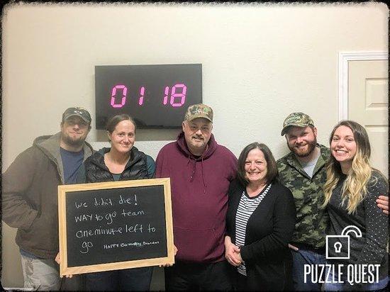 Kelso, WA: Lethal Epidemic Family Night