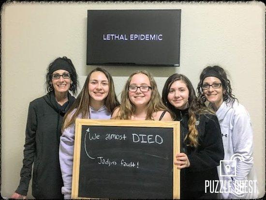 Kelso, WA: Lethal Epidemic Girl Power