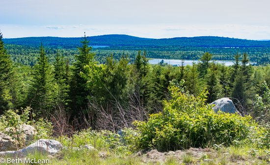 Lee, ME: access 1,000 of miles of ATV trails directly from your cabin or site & enjoy beautiful views