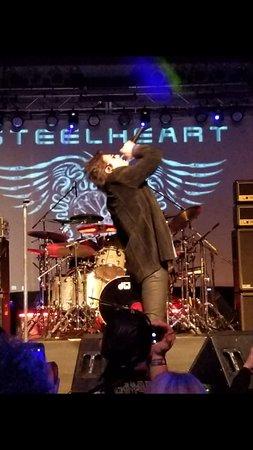 Versailles, Ohio: Steelheart