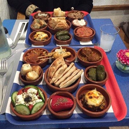 Restaurant platanos dans aix en provence avec cuisine - Cuisine aix en provence ...
