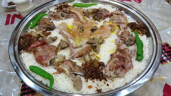 Al Seddah Restaurant: Quarter Manji