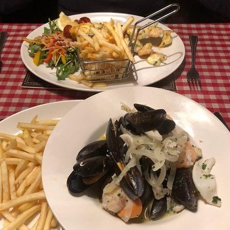 Mermaid Seafood Restaurant St Ives
