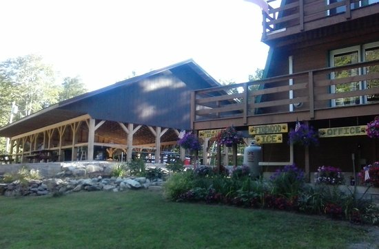 Sleeping Bear Campground & Cabins provides spacious RV/tent sites and luxury year round cabins.