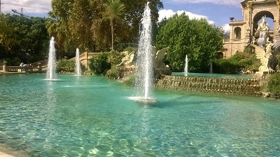 Barcelona, Spain: Parco della Ciutadella