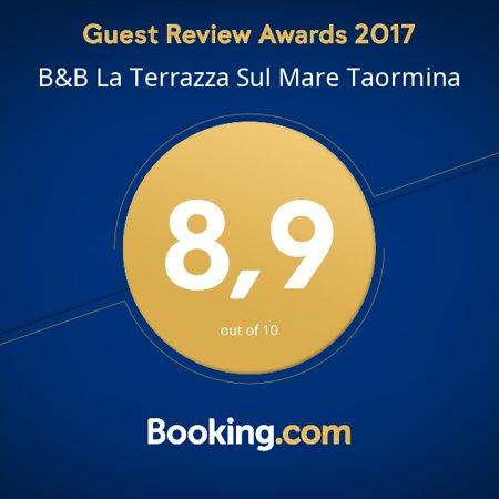 B&B La Terrazza sul Mare - UPDATED 2018 Prices & Reviews (Taormina ...
