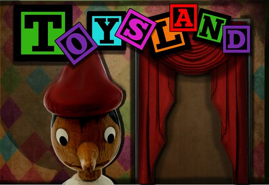 TOYS LAND - Picture of Aenigma Escape Rooms, Naples - TripAdvisor