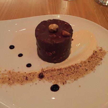 Chez Boulay-bistro boréal: A delicious warm dinner on a cold winter night.