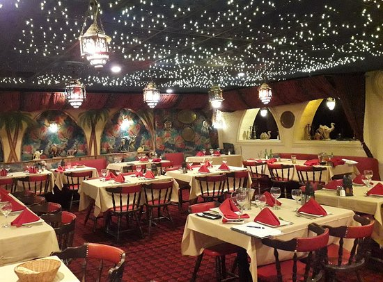 The Aladdin Restaurant Allentown Pa