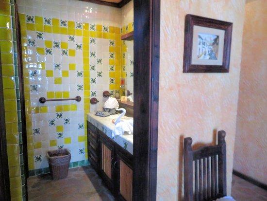 Posada de las Flores Loreto: bathroom