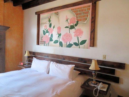 Posada de las Flores Loreto: our room